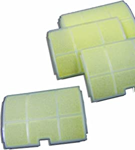 Green Klean 5143 & 8.614-145.0 Windsor Sensor Replacement Exhaust Filter Fits XP12, SR12 SR15, SR18 & XP15