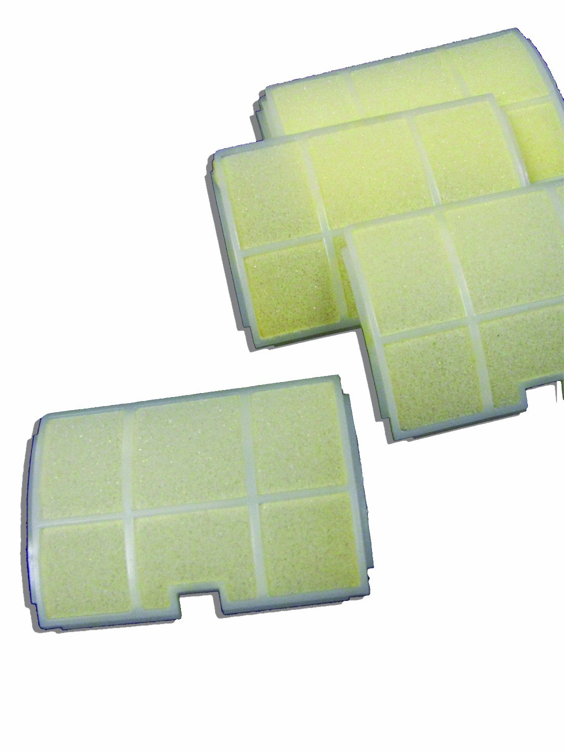 Green Klean GK-5143 Replacement Exhaust Filter (Pack of 50) by Green Klean®