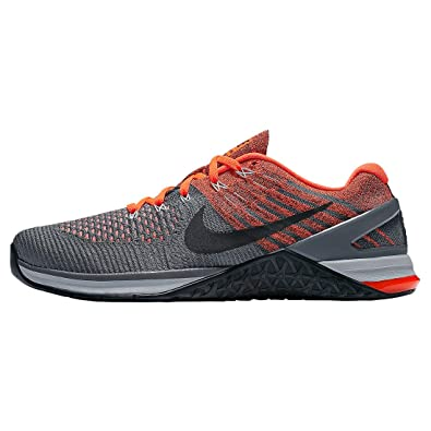 2999788c558686 Nike Mens Metcon DSX Flyknit Darkgrey WolfGrey HyperCrimson (8)  Buy Online  at Low Prices in India - Amazon.in
