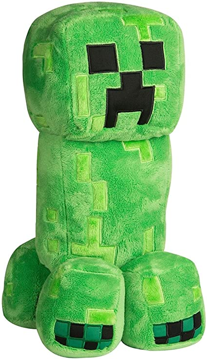 "Minecraft Grand Adventure Creeper 16/"" Plush Toy"