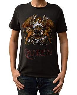 c7d905e8a72fcd Queen Damen Frauen T-Shirt Shirt Band Merchandise Merch Fanartikel ...