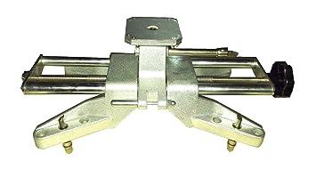 3d DSP alineación de las ruedas accesorio de herramienta para Camber rueda calibre adaptador borde abrazadera