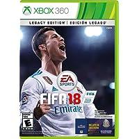 FIFA 18 [Legacy Edition] - Xbox 360