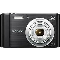 Sony Cyber-Shot DSCW800 20.1MP 720p Camera