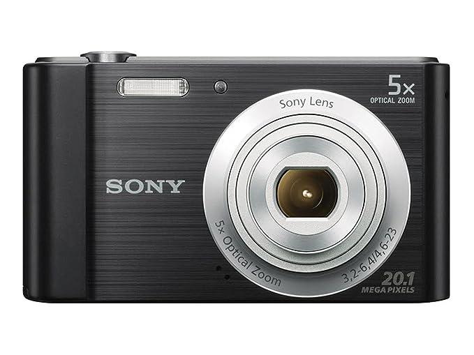 Review Sony Cyber-shot DSC-W800 Digital