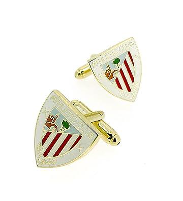 Gemelos para Camisa Athletic Club de Bilbao: Amazon.es: Joyería