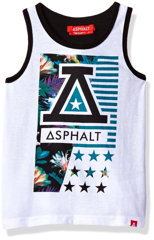 Asphalt Yacht Club Boys' Prism Tank Shirt AYCBC-4015