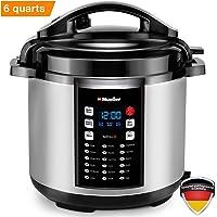 Mueller 9-in1 Pro Series 18 Smart Program Pressure Cooker