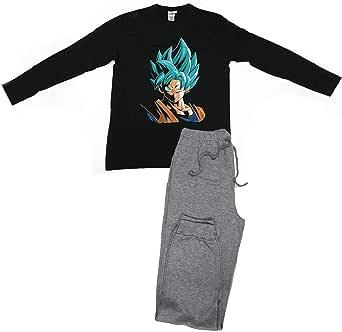 Pijama Adult@ Dragon Ball Z Goku Talla XL