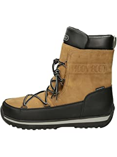 ac6ea2e7d93e Moon Boot Unisex Kids  We We Sport Jr Wp Snow Boots. 6 offers from £63.90 · Moon  Boot Women s s Lem Leather Wp Snow Boots