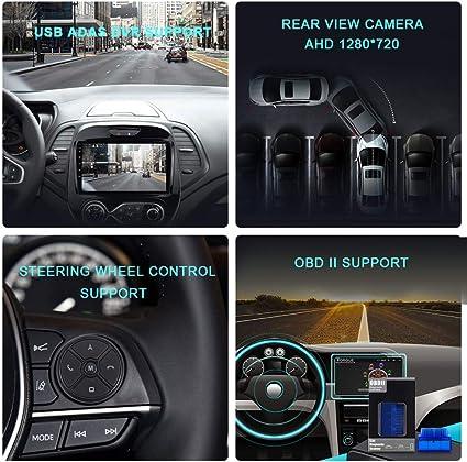 Hp Camp Gps Navigation Für Regal Opel Vauxhall Insignia 2014 2016 Android 9 1 8 Core Car Radio 32g 64g Mit Carplay Dsp Rückfahrkamera Unterstützt Gps Rds Obd Dvr Dab 4g Wifi 2g 32g Sport Freizeit
