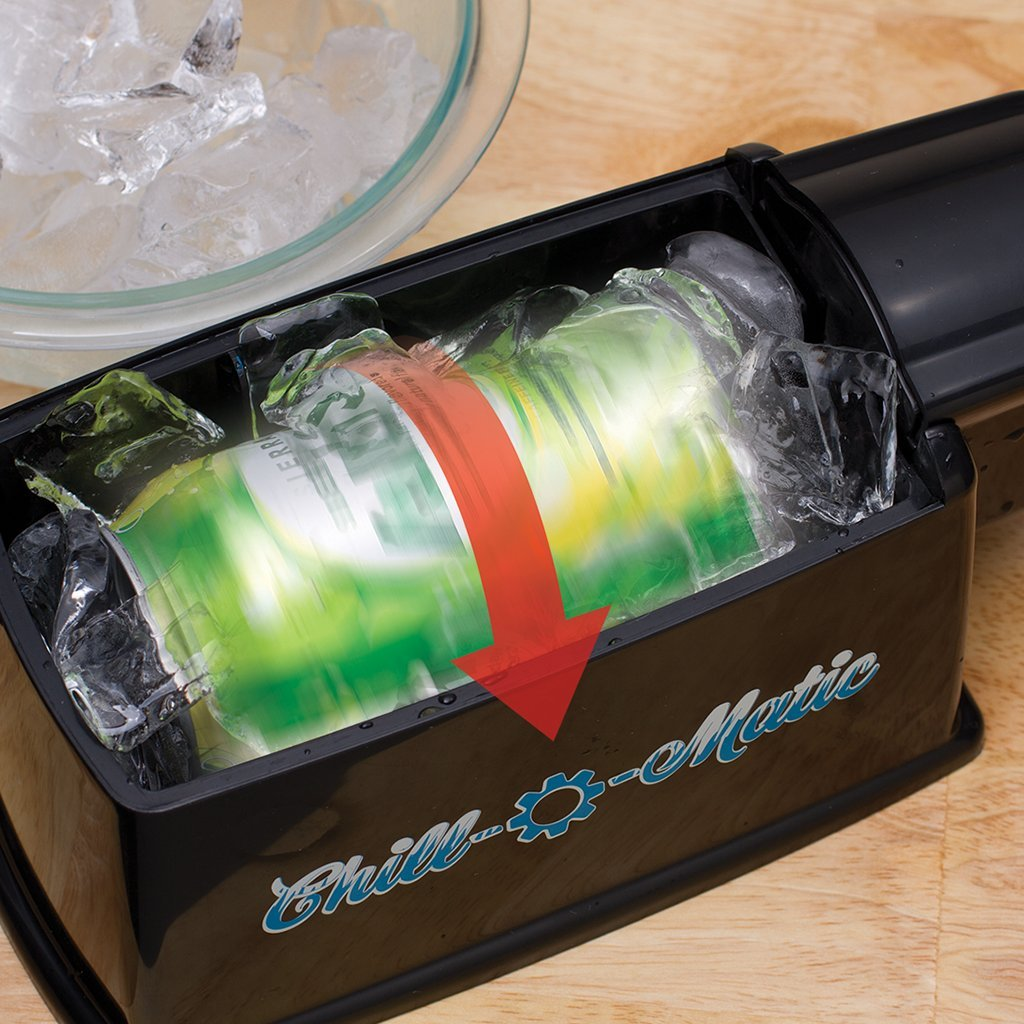 Chill-O-Matic Automatic Beverage Chiller. beer chiller, can chiller, drink chiller by Chill-O-Matic (Image #6)
