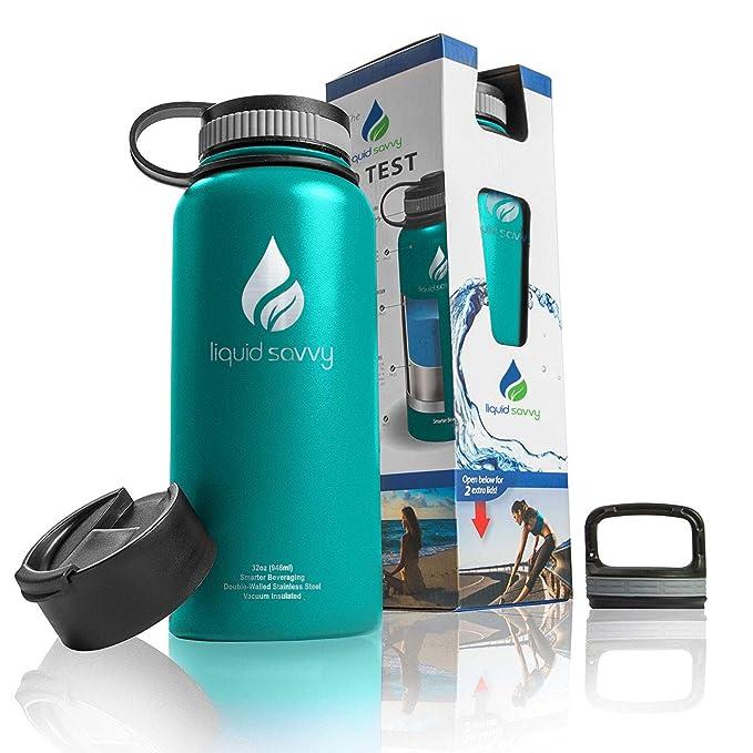 Review Liquid Savvy 32 oz