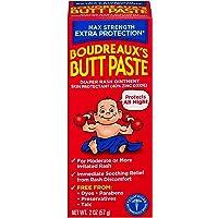 Maximum Strength Diaper Rash Ointment, 2 Ounce Tube 2 Ounce