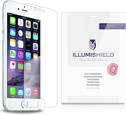 """3x HD Clear Screen Protector Shield Saver Film Guard for iPhone 6 Plus 5.5/"""""""