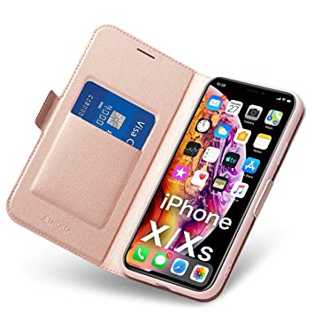 coque iphone xs clapet