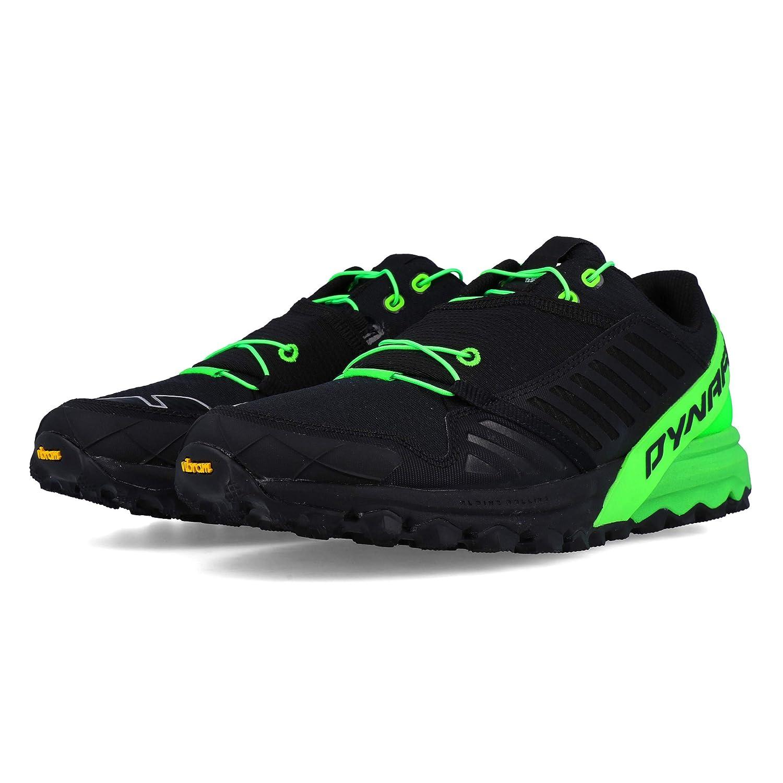Black 10 D US Mens Dynafit Alpine Pro Trail Running shoesSS19