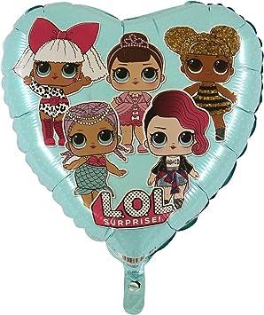 Toyland LOL Sorpresa niñas Globo: Amazon.es: Juguetes y juegos