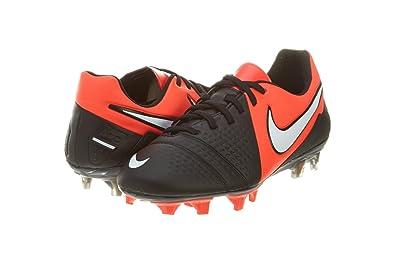 super popular 63e8d 7bd40 CTR 360 Maestri III FG Football Boots Black White Bright Crimson - 6