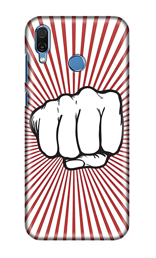 SWAG my CASE Printed Back Cover for Huawei Honor 8X-521