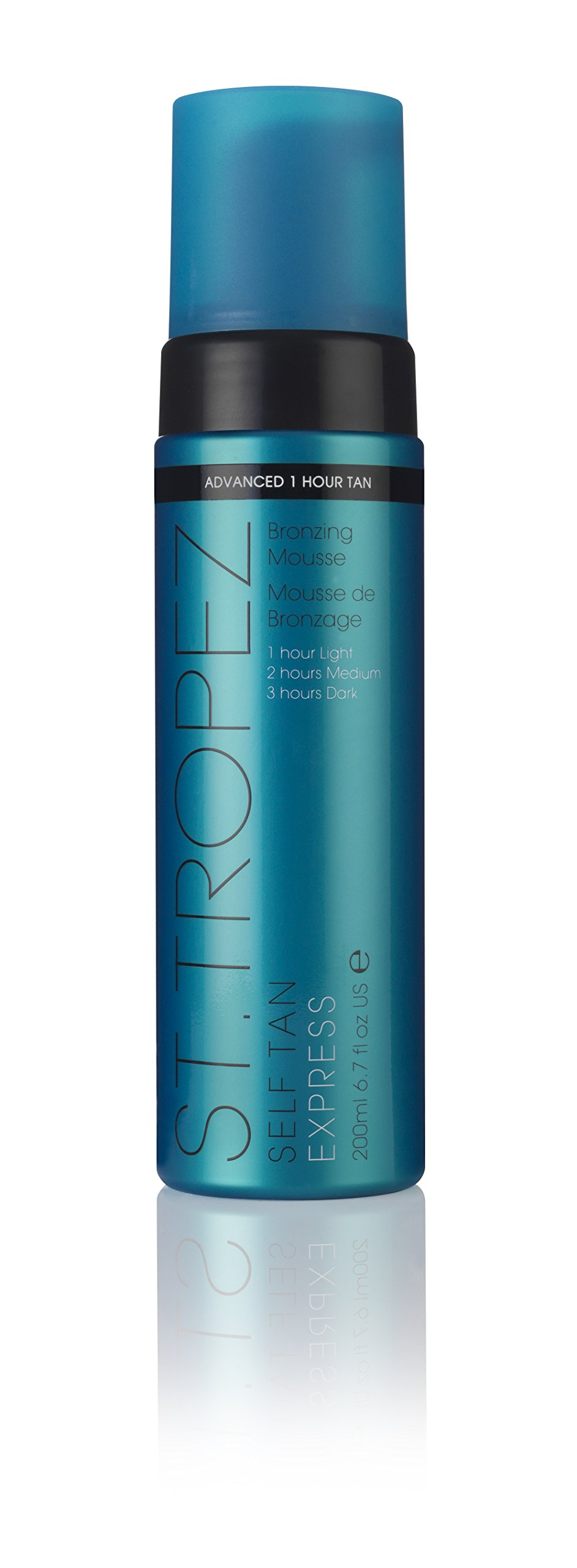 St. Tropez Self Tan Express Advanced Bronzing Mousse, 6.7 Fl Oz by ST TROPEZ