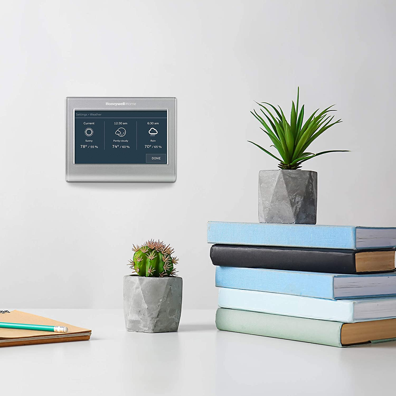 4 digital thermostats that will help you keep your home at a comfortable temperature