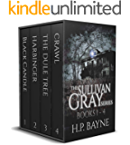 The Sullivan Gray Series Box Set Books 1 - 4 (The Sullivan Gray Series Box Set Books 1-4)