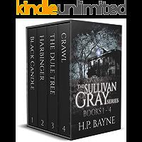 The Sullivan Gray Series Box Set Books 1 - 4 (The Sullivan Gray Series Box Set Books 1-4)