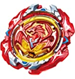 Takaratomy Beyblade Burst B-117 Booster Super Cho Z Dead Phoenix.0.at Battling Top Takara Tomy B-117 Beyblade Burst Revive Phoenix.10Fr Defense Starter with Launcher CHO-Z ACHILLES .00.DM bay blade with launcher be blade gyroscope Toys Metal Fusion 4D Spinning Alloy Combat Explosive Toy B117 New Spinning With Box Metal Plastic Fusion 4D for Boys Girls Children Teen Adult Gifts Toy