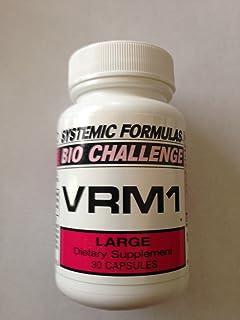 Amazon.com: Systemic Formulas Bio Challenge VRM2 Small 30 ...