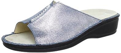 Siena 022095E-20, Chaussures femme - Bleu-TR-EA, 35 EUHans Herrmann Collection