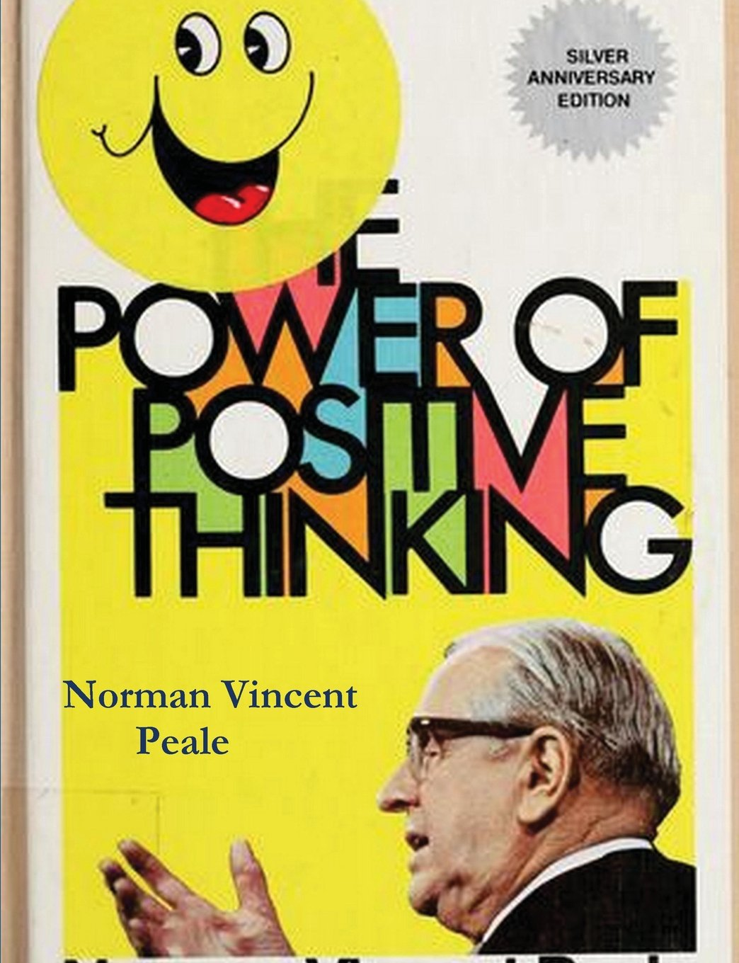 the power of positive thinking reverend dr norman vincent peale the power of positive thinking reverend dr norman vincent peale 9788087888230 amazon com books