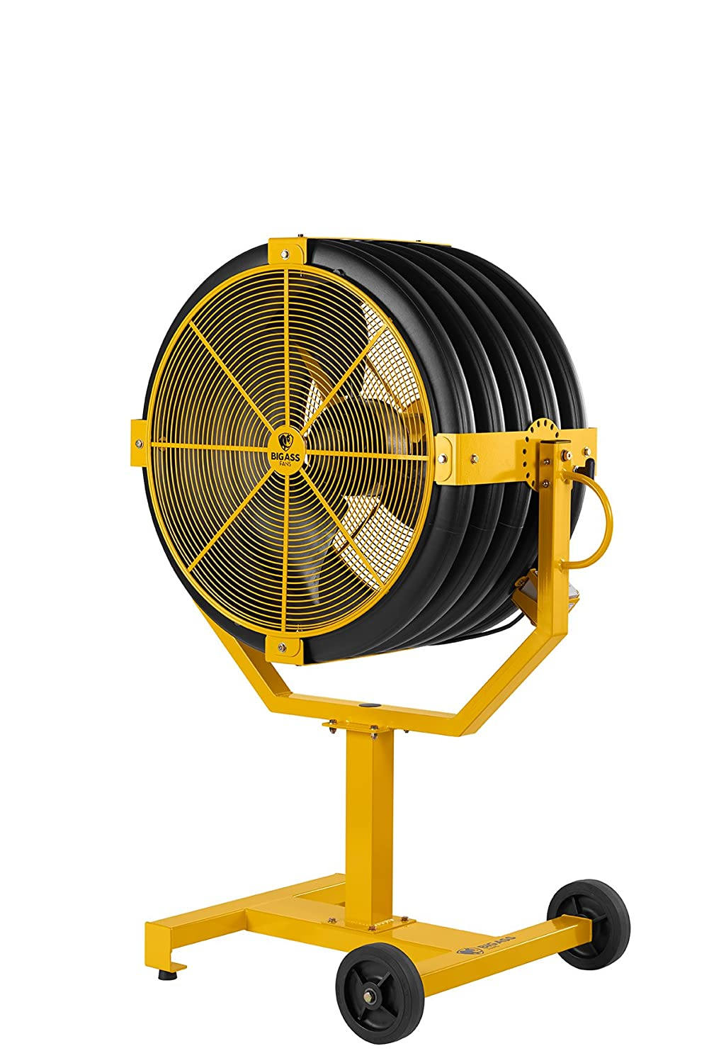 Big Ass Fans MP-YJ1-031018S34 Yellow Jacket Indoor/Outdoor Mobile ...