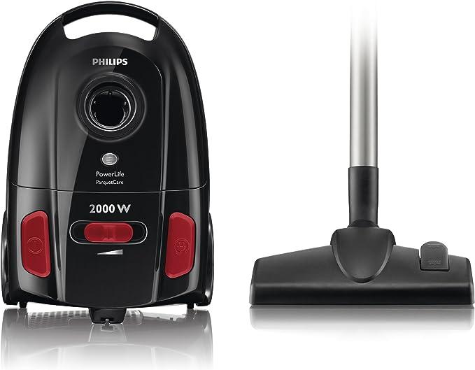 Philips FC8454/01 PowerLife - Aspirador con bolsa (2000 W): Amazon ...