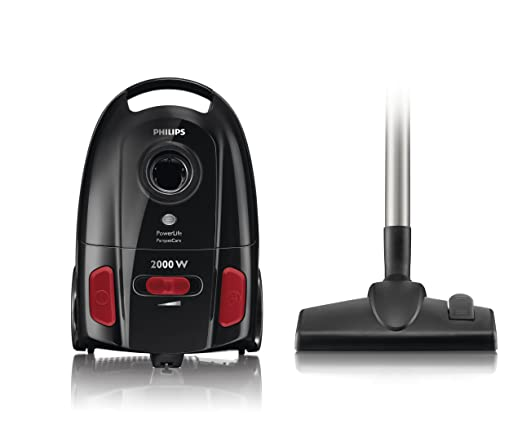 Philips FC8454/01 PowerLife - Aspirador con bolsa (2000 W)