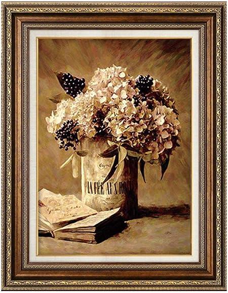 Peinture décorative classique de salon moderne et européenne ...