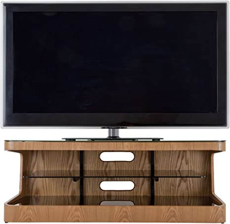Avf Winchester Oak Tv Stand For Up To 55 Inch Amazon Co Uk Electronics