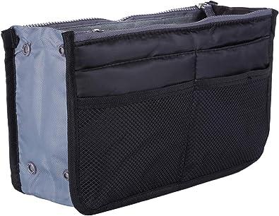 Details about  /Women Travel Insert Handbag Organizer Purse Extra Large Felt Organizer Tidy Bag