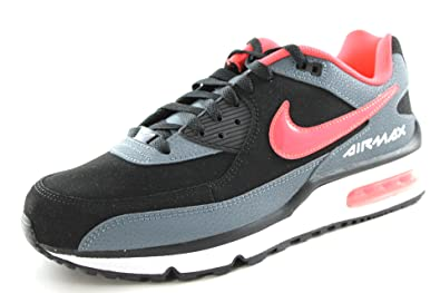 Nike Air Max Wright Mens Running Shoes WhitePure PlatinumBlack