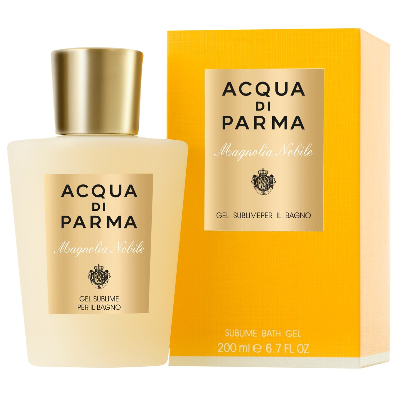 アクアディパルマモクレンノビルシャワージェル200ミリリットル (Acqua di Parma) (x2) - Acqua di Parma Magnolia Nobile Shower Gel 200ml (Pack of 2) [並行輸入品] B01N01WSDX