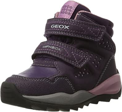maduro enlace Eliminar  Geox J Orizont B Girl ABX, Botas de Nieve Niñas: Amazon.es: Zapatos y  complementos