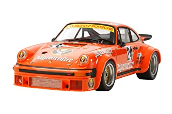 """Tamiya 24328 - Maqueta Para Montar, Coche Porsche 934 Turbo RSR """"Jagermeister"""""""