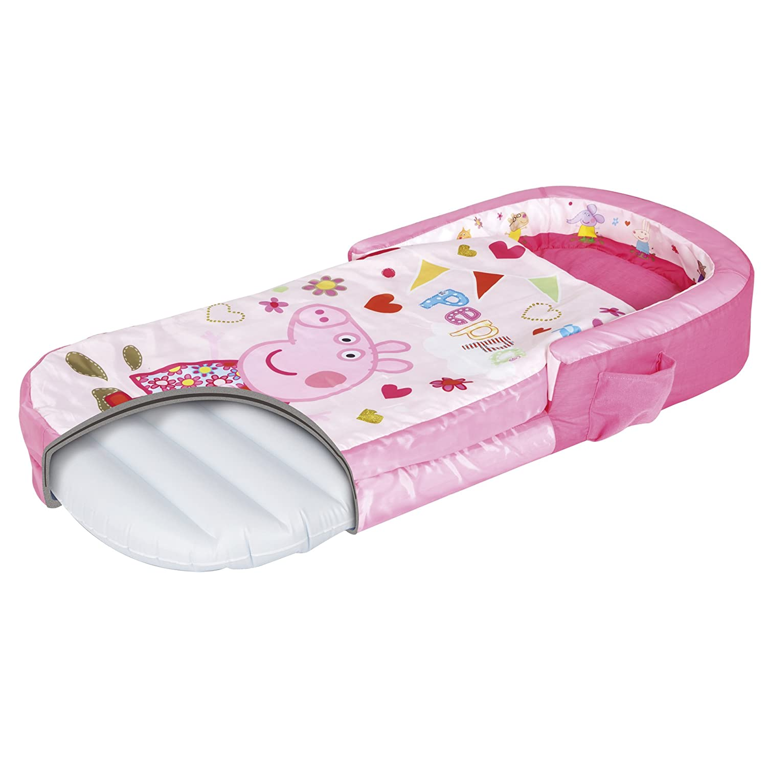Readybed Readybed Readybed Peppa Pig My First, Polyester-, Mehrfarbig, 130 x 61 x 23 cm 73c2b7