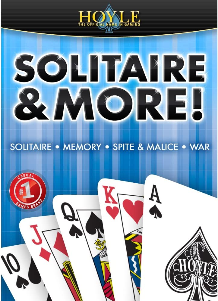 Amazon com: Hoyle Solitaire & More [Download]: Video Games