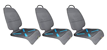 BRICA Seat Guardian Car Protector 3 Count