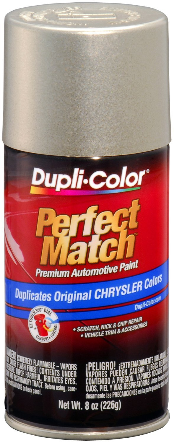 Dupli-Color BCC0362 Bright White Chrysler Perfect Match Automotive ...