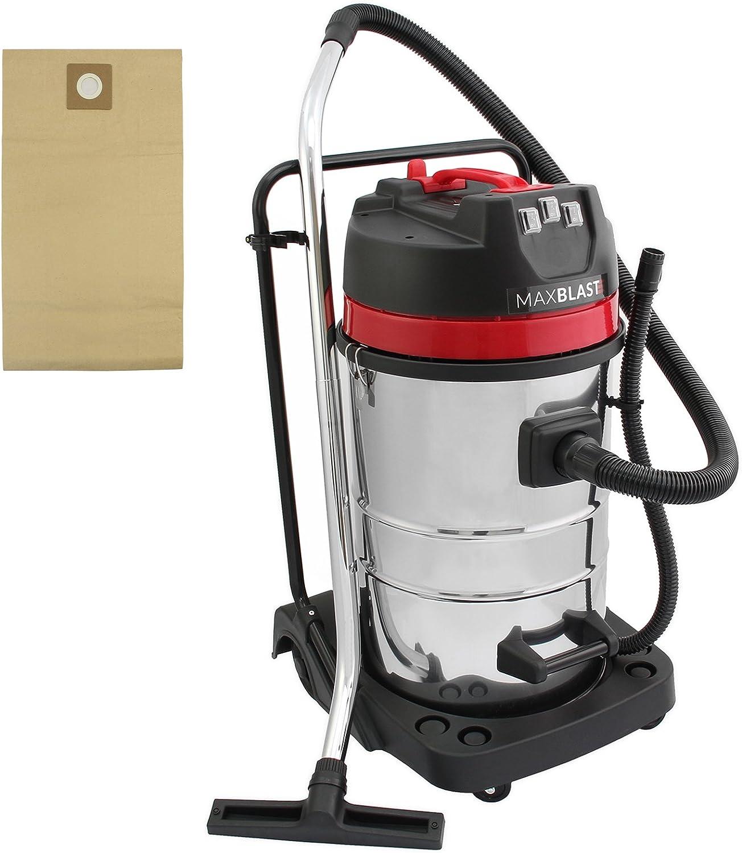 MAXBLAST 5 Bolsas 80 litros para Aspiradora: Amazon.es: Hogar