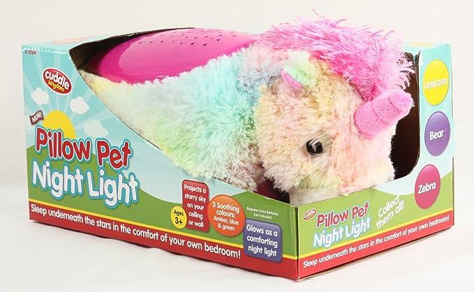 Pillow Pet Childrens Night Light Nursery Children Dream Puppy Snuggly Bedroom