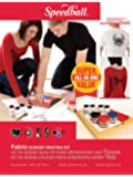 Speedball 4526  Intermediate Screen Printing Kit