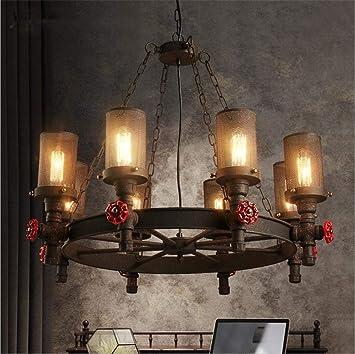 Dhg Iluminacion Interior Arana Lamparas Vintage Industriales